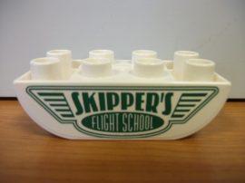 Lego Duplo képeskocka - skipper's