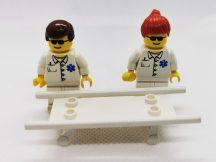 Lego City Figura - Doktorok (doc014, doc015)
