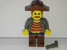 Lego Adventures figura - Mr. Cunningham RITKA (adv020)