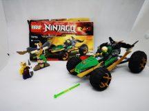LEGO Ninjago - Dzsungeljáró 70755 (katalógussal)
