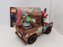 LEGO Verdák - Nagyszerű Matuka 8677 (katalógussal)