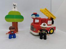 Lego Duplo - Tűzoltóautó 10901