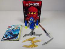 LEGO Ninjago - Jay ZX 9553