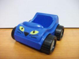 Lego Duplo cicás autó (kék)
