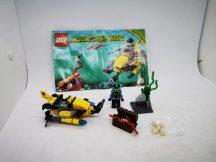 Lego Aqua Raiders -  Mélytengeri kincsvadászat 7770 (katalógussal)