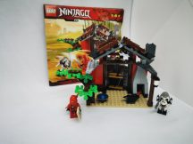 Lego Ninjago - Blacksmith Shop 2508 (katalógussal) (pici eltérés)