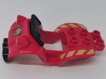 Lego Duplo Tűzoltóautó (kerék nélkül)