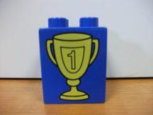 Lego Duplo képeskocka - kupa (karcos)