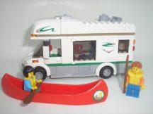 Lego City - Lakóautó 60057 (2-es katalógussal)