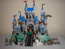 Lego Knights Kingdom II  - Royal Kings Castle, Vár 10176 Ritkaság