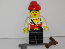 Lego Pirates figura - Kalóz hölgy (pi057)