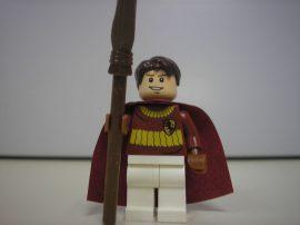 Lego Harry Potter figura - Oliver Wood (hp109)