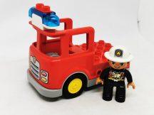 Lego Duplo Tűzoltóautó 10901-es szettből (hangos szirénával)