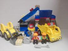 Lego Duplo Kavicsbánya 4987 (katalógussal)