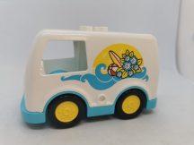 Lego Duplo Szörfös Autó ÚJ