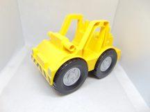 Lego Duplo Munkagép (markolója hiányzik) (nyomott, karcos)