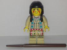 Lego Western figura - Indian Tan Shirt 2 (ww023) (Nagyon ritka)