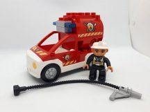 Lego Duplo tűzoltóautó 6168 készletből