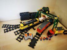 Lego City - Tehervonat 7939