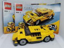 Lego Creator - Menő autók 4939