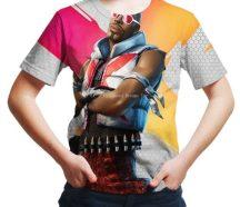 Gyerek 3D póló FORTNITE 140 méret