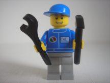 Lego City figura - Szerelő Octan 5489 (oct063)