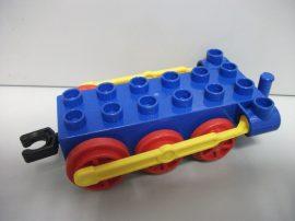 Lego Duplo Mozdony utánfutó, lego duplo vonat utánfutó !!!