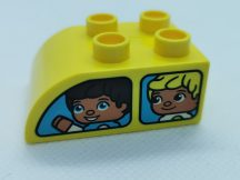 Lego Duplo Képeskocka - gyerekek (karcos)