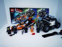 LEGO The LEGO Movie - Üldözés két keréken (70808)