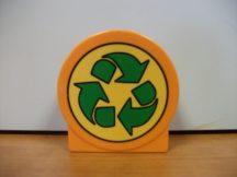Lego Duplo képeskocka - újrahasznosítás (karcos)