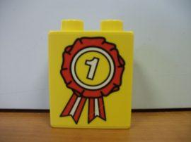 Lego Duplo képeskocka - díj