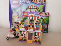 Lego Friends - Heartlake Pizzéria 41311 (Katalógus+Doboz)