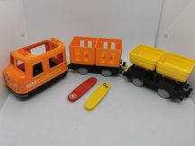 Lego Duplo Interaktív Mozdony, lego duplo interaktív vonat + 2 db interaktív elem