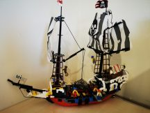 Lego Pirates - Red Beard Runner 6289 (kicsi eltérés)