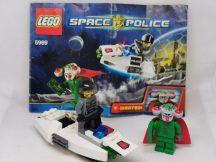 Lego Space Police - Squidman Escape 5969 (katalógussal)