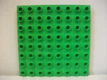 Lego Duplo Alaplap 8*8 (v. zöld)