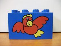 Lego Duplo képeskocka - madár (karcos)