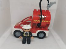 Lego Duplo Tűzoltóautó Figurával