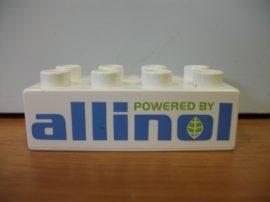 Lego Duplo képeskocka - Allinol