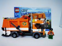 Lego City - Szemétszállító jármű 7991 (katalógussal)