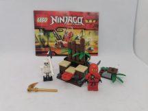 LEGO Ninjago - Nindzsa támadás (2258) (katalógussal)