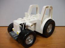 Lego Duplo zoo traktor