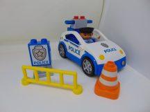 Lego Duplo - Rendőrjárőr 4963
