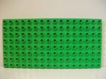 Lego Duplo Alaplap 8*16 os (v. zöld)
