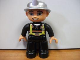 Lego Duplo ember - tűzoltó