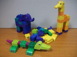 Lego Duplo - Afrikai Kalandok 3515