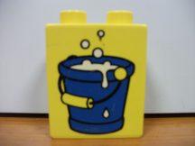Lego Duplo képeskocka - vödör (karcos)