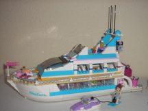 Lego Friends - Delfin cirkáló 41015 (katalógussal) (1 delfin hiányzik)