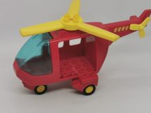 Lego Duplo Tűzoltó helikopter 2677-es szettből