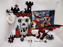 Lego Castle - Csontváz torony 7093 RITKASÁG